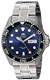 Orient Men's 'Ray II' Japanese Automatic Stainless Steel Diving Watch, Color:Silver-Toned (Model:...