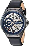 Kenneth Cole New York Men's Automatic Stainless Steel Japanese-Quartz Watch with Leather Strap,...